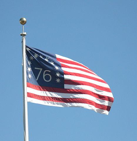 Spirit of 76 flag