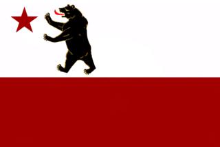 CA 1846 Flag