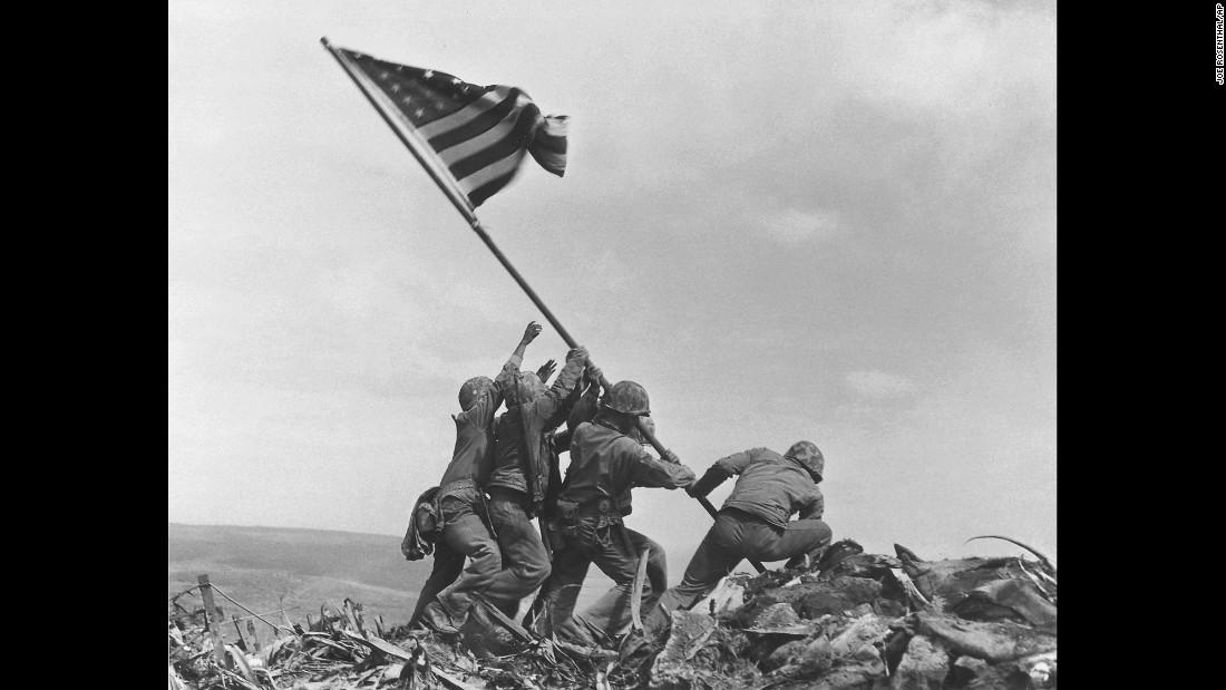 Iwo Jima Second Flag