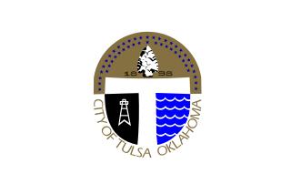Tulsa, Oklahoma, City Flag History   Flagpoles Etc