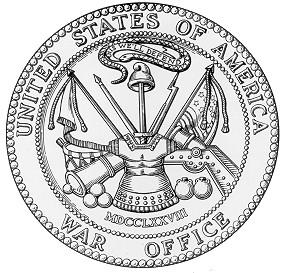 War Office Seal