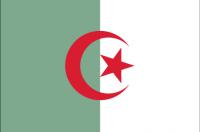ALGERIA Nylon Country Flag
