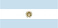 ARGENTINA Nylon Country Flag