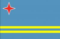 ARUBA Nylon Country Flag
