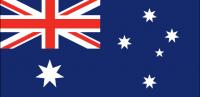 AUSTRALIA Nylon Country Flag