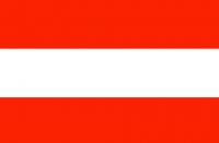 AUSTRIA Nylon Country Flag