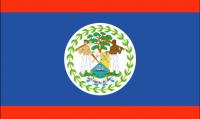 BELIZE Nylon Country Flag