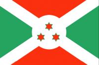 BURUNDI Nylon Country Flag