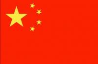 CHINA Nylon Country Flag