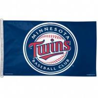 Minnesota Twins 3x5 Flag