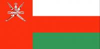 OMAN Country Flag
