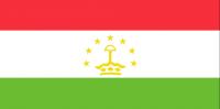TAJIKISTAN Country Flag