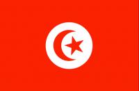 TUNISIA Country Flag