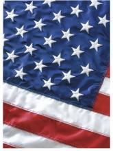 12x18 Nylon US Flag