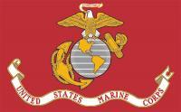 Marine Nylon Flag