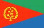 ERITREA Country Flag