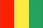 GUINEA Country Flag