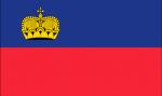 LIECHTENSTEIN Country Flag