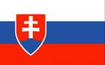 SLOVAKIA Country Flag