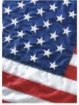 5x8 Nylon US Flag