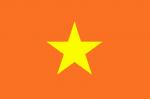 VIETNAM Country Flag